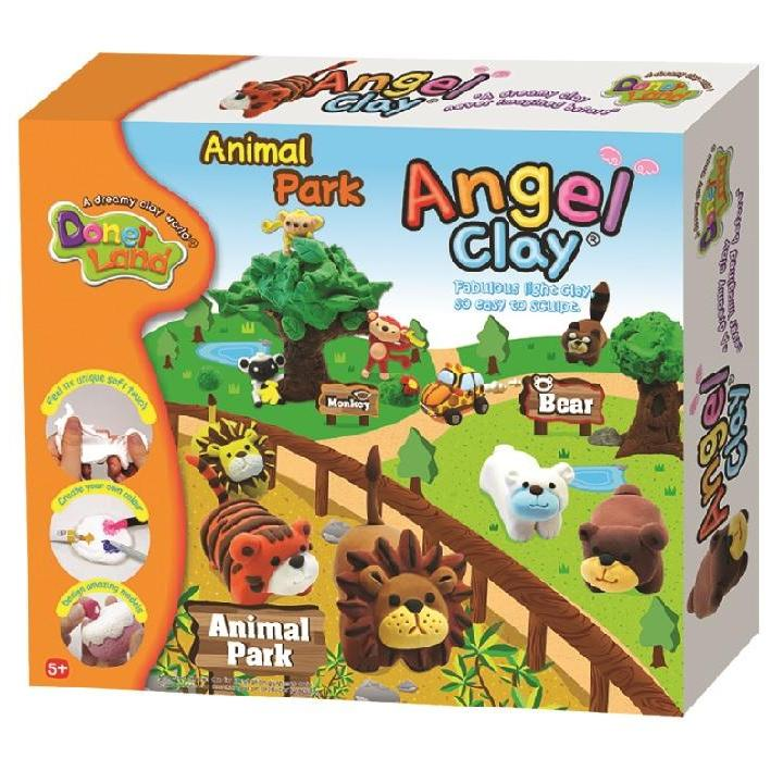 Donerland: Angel Clay Animal Park Kit