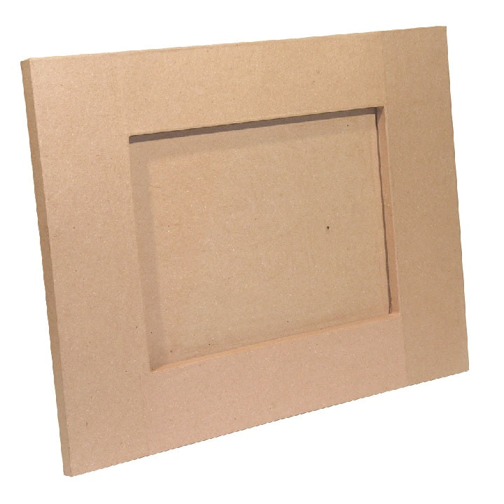 Decopatch: Flat rectangular frame 45x34x15cm