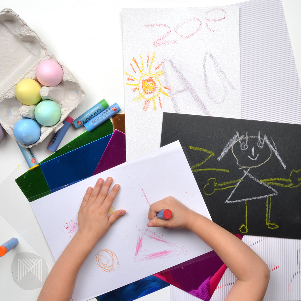 Micador: Sensory Drawing Pack  early stART