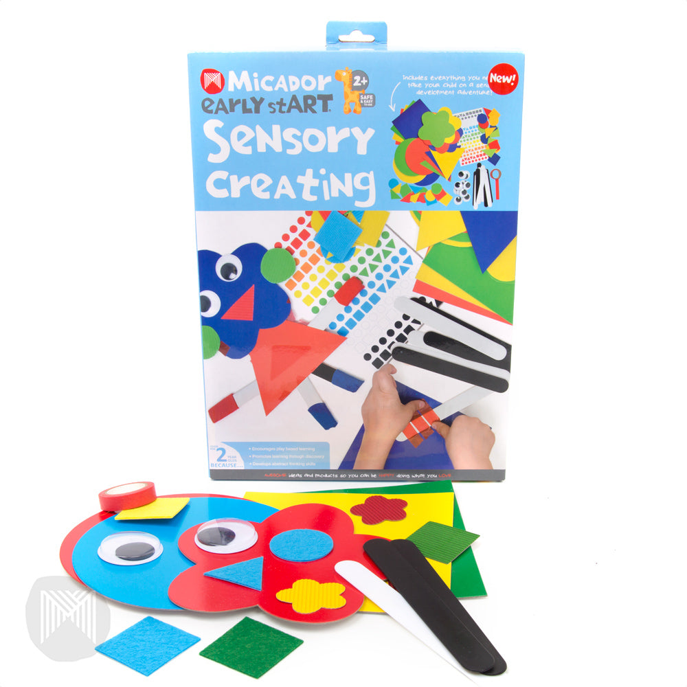 Micador: Sensory Creating Pack  early stART