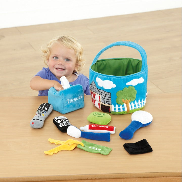 tts: Everyday Objects Basket