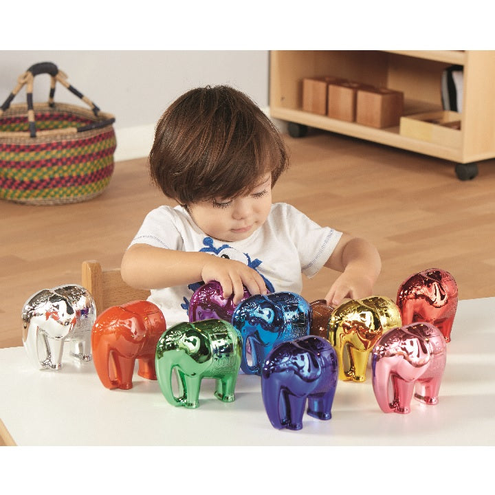 tts: Elephant Number Parade
