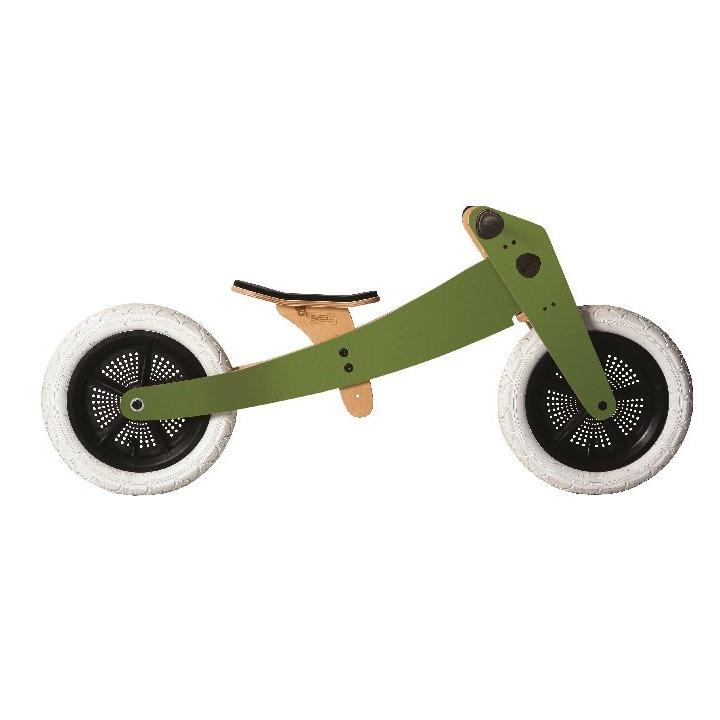 Wishbone: 2in1 Bike Green