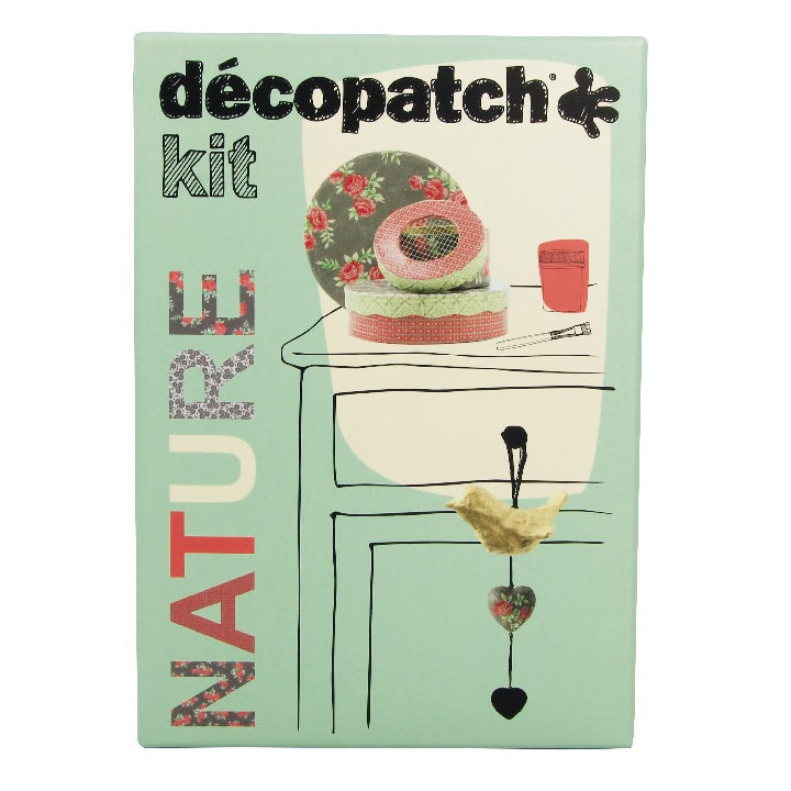 Decopatch: Kit Nature