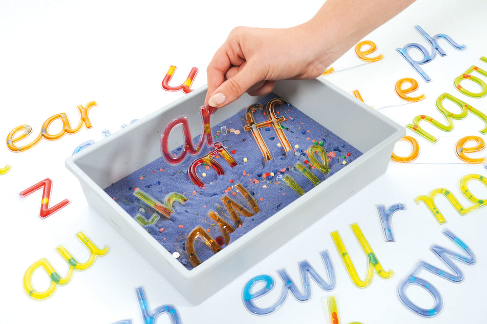 tts: Squidgy Sparkle Letters and Sounds