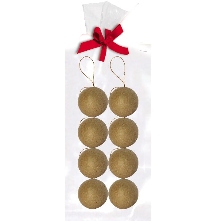 Decopatch: Set of 8 balls to hang 5cm