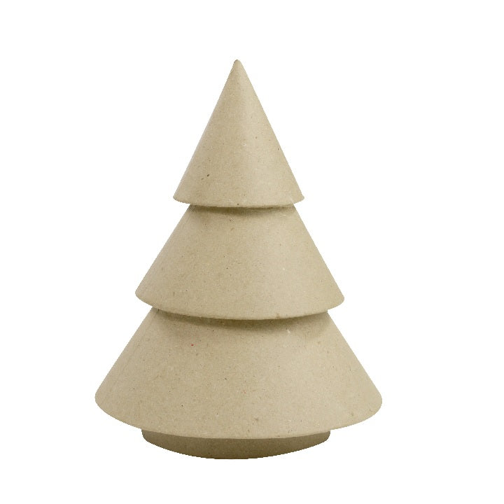 Decopatch: Small Christmas Tree 18cm