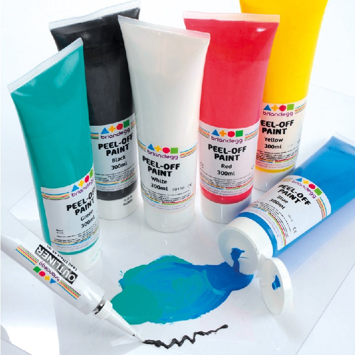 tts: Peel off Paint Set of 6