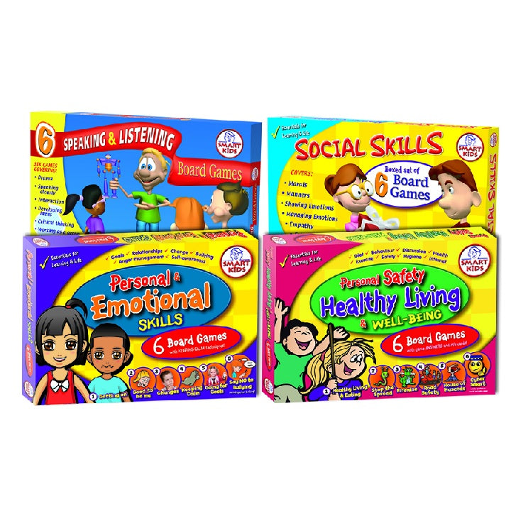 tts: PSHE Board Games Smart Buy
