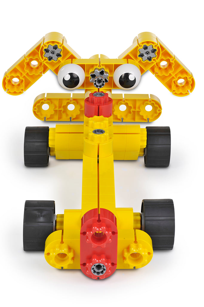 kiditec: Power crane