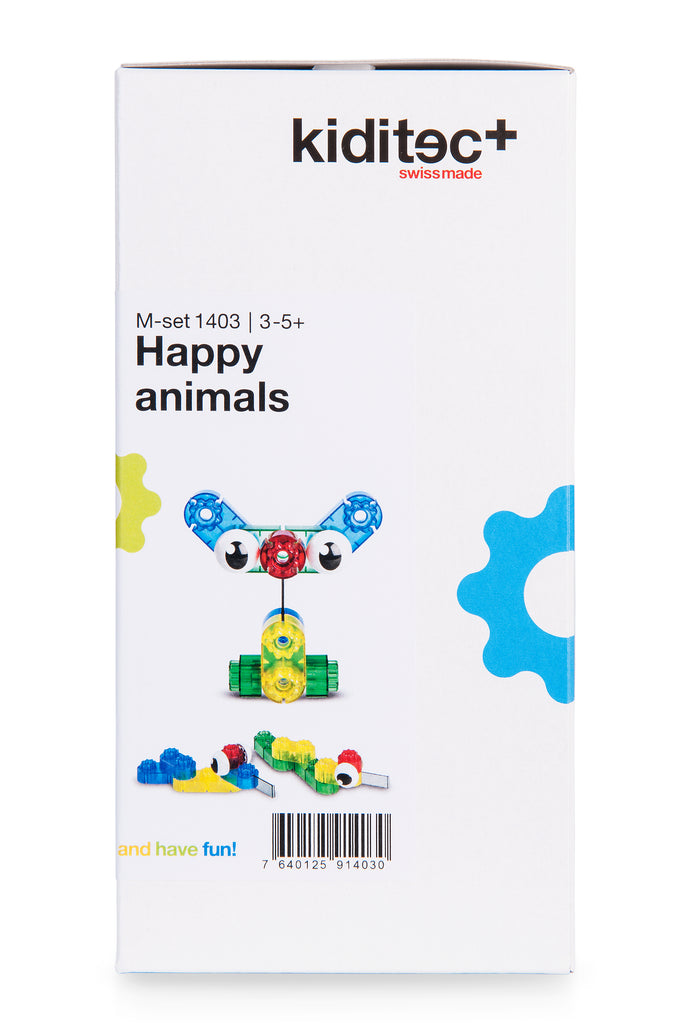 kiditec: Happy animals