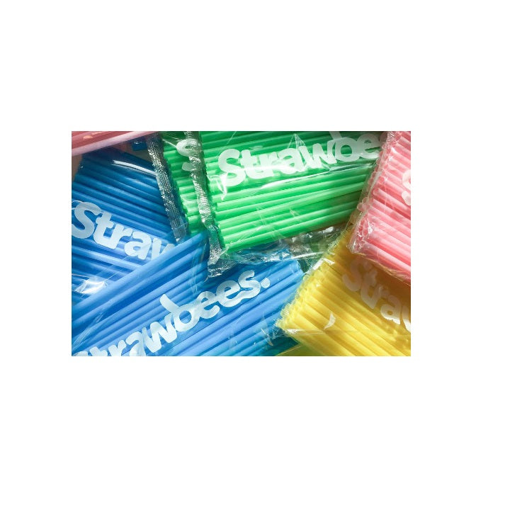 Strawbees: Straws (50 pieces)