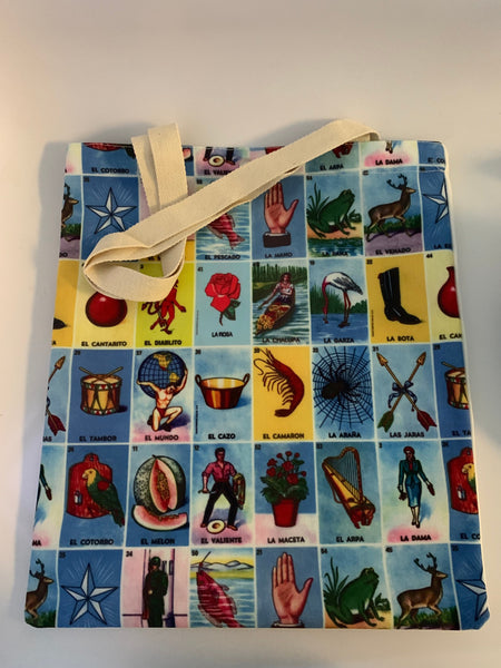 Loteria Canvas Bag