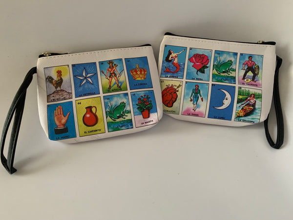 Mexican Loteria Coin Purse