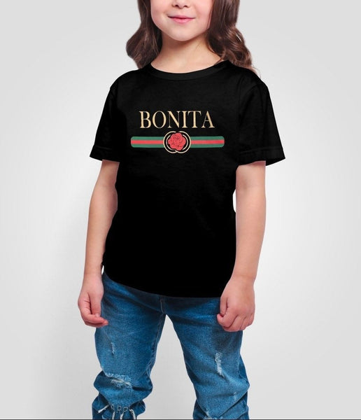 Mexican Kids Shirt: BONITA