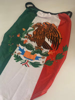 Cinco de Mayo Mothers Day Mexican Flag Face Cover