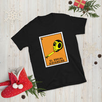 Mexican Loteria El Social Distancing Holiday Gift Shirt
