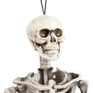 Halloween Decoration Hanging Skeleton Set (5 x 1.7 x 15.2 In, 3 Pack)