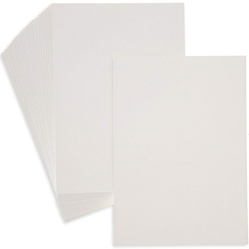 "24-Pack All Occasion Blank Watercolor Greeting Cards with Envelopes 5"" x 7"""