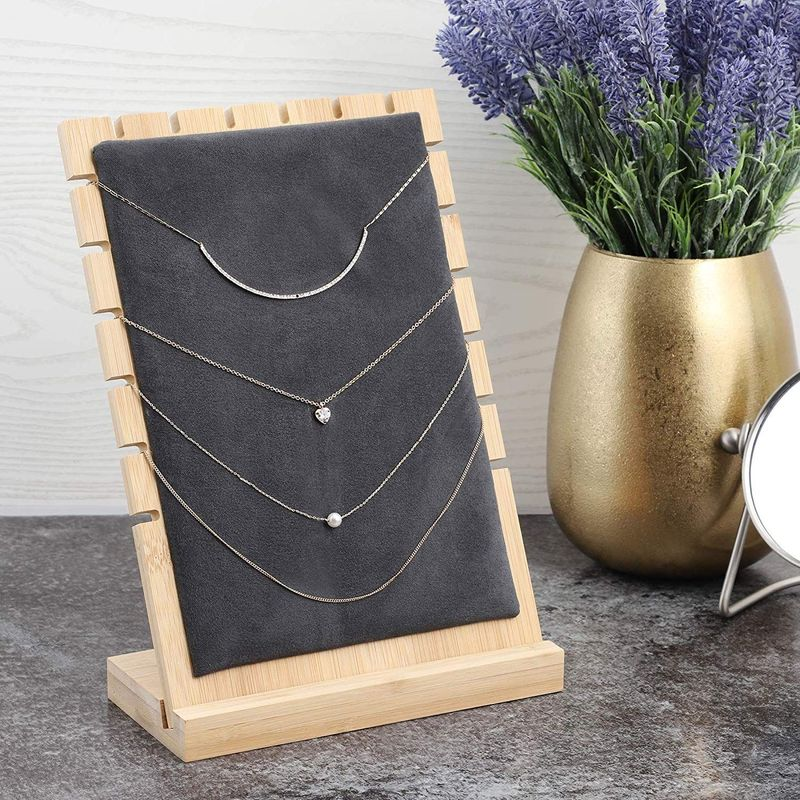 Jewelry Display Board (Bamboo Wood)