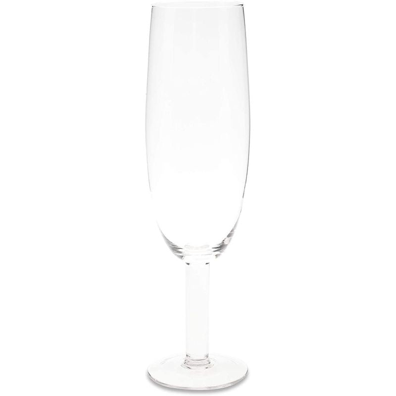 28oz Clear Giant Classic Champagne Flutes Glasses for Party Celebration Gift