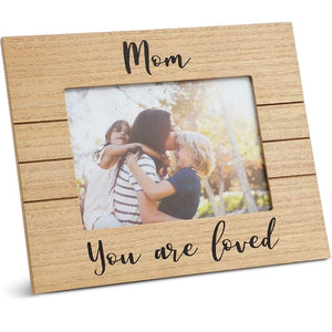 Juvale Mother's Day Picture Frame, Mom You are Loved (10 x 7