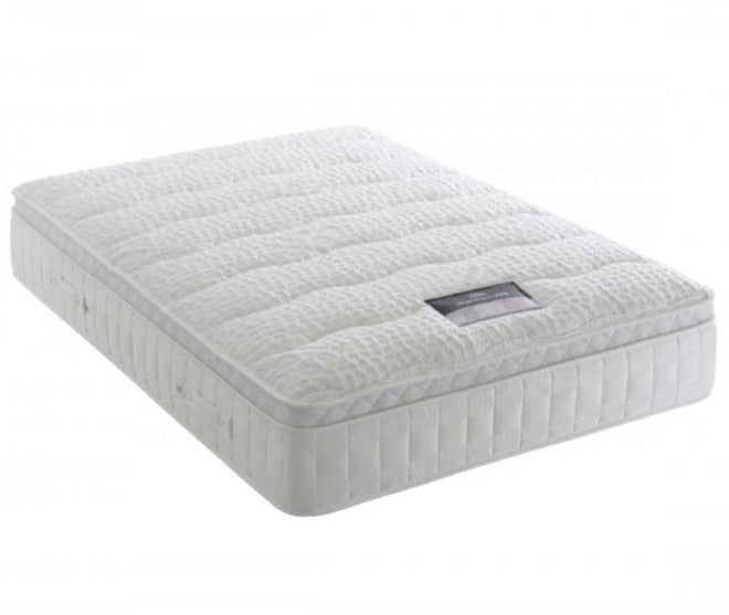 Dura Beds Silver Active 2800 Pocket Spring Mattress