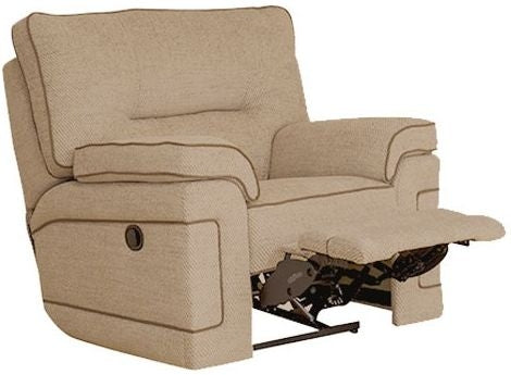 Buoyant Plaza Fabric Armchair Recliner