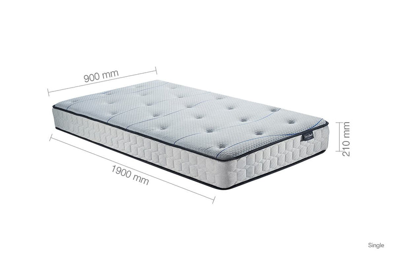 Birlea SleepSoul Air Sprung Mattress