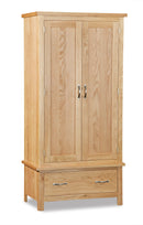 New Trinity Oak Gents Wardrobe