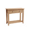 Hurst Natural Oak Console Table