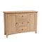 Hurst Natural Oak Large Sideboard