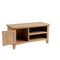 Hurst Natural Oak Small TV Unit