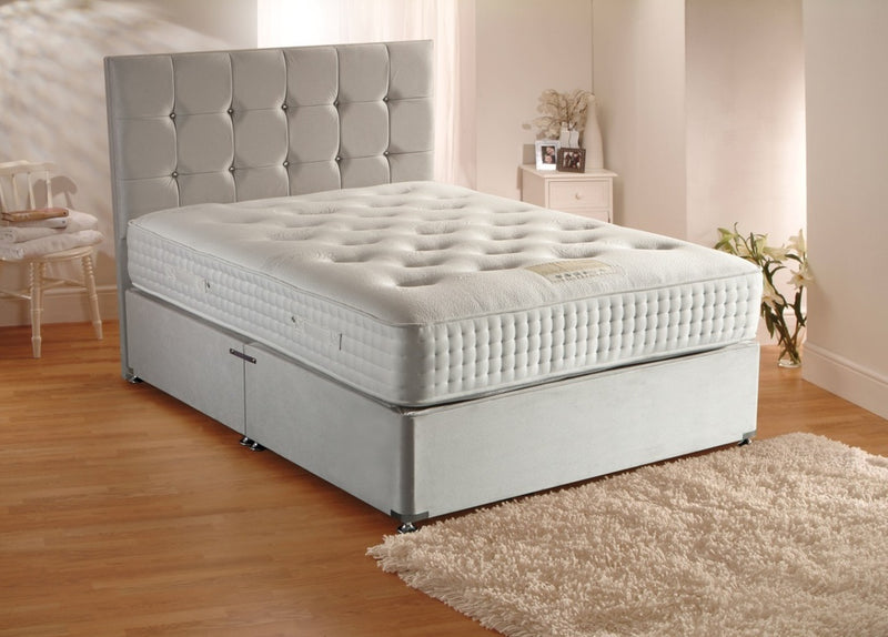 Dura Beds Luxe 2000 Pocket Mattress
