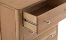 Newton Oak 3 Drawer Chest