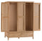 Newton Oak Large 3 Door Robe