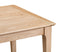 Newton Oak Small Fixed Top Table