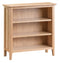 Newton Oak Small Wide Bookcase