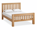 Sherwood Oak 4ft6 Double Bed Frame