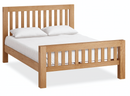 Sherwood Oak 5ft Double Bed Frame