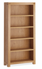 Sherwood Oak Large Bookcase