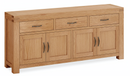 Sherwood Oak Extra Large Sideboard