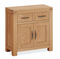 Sherwood Oak Compact Sideboard