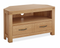 Sherwood Oak Corner TV Unit