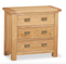 Salisbury Oak 3 Drawer Chest