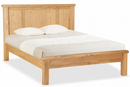 Salisbury Oak Panelled 5' Bed Frame