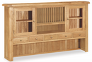 Salisbury Oak Extra Large Hutch