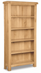 Salisbury Oak Large Bookcase