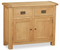 Salisbury Oak Small Sideboard