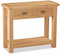Salisbury Oak Console Table